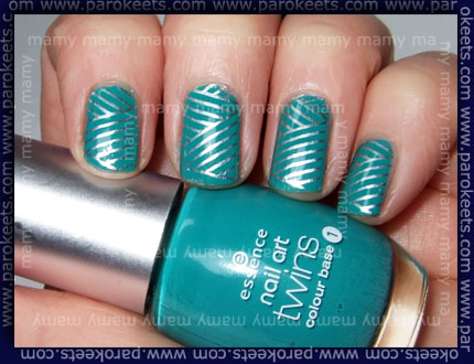 Essence_Bella_Konad_S6_Essie_Shine-e