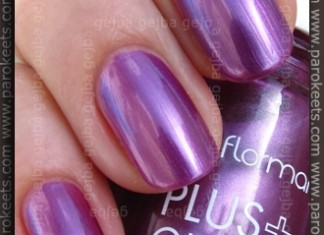 Flormar Plus Quartz 060 swatch