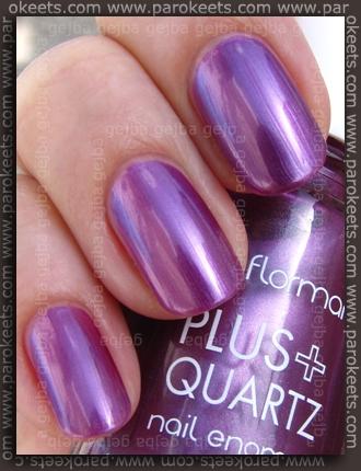 Flormar Plus Quartz 060 swatch