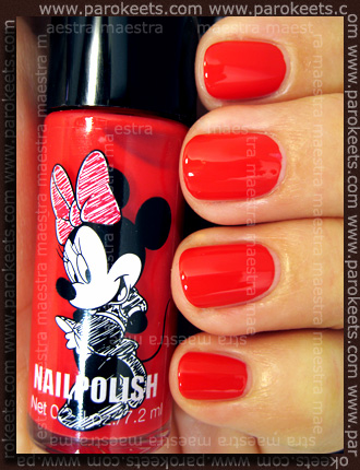 Swatch: H&M - Hot Minnie