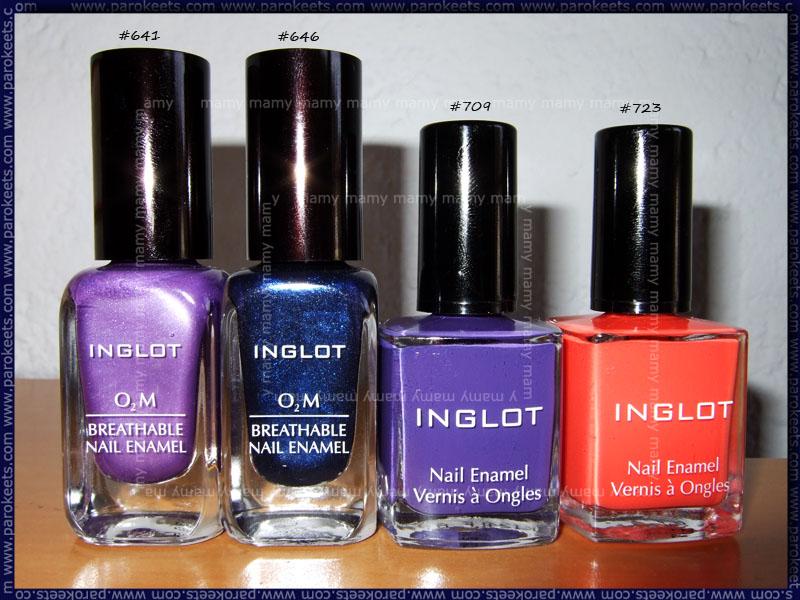 Inglot_641_646_709_723, bottles