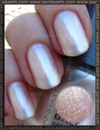 Manhattan nail polish 31A swatch