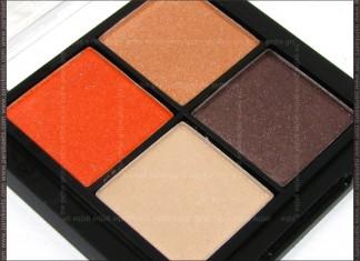Manhattan Freaky Friday: Hot As Fire eyeshadow palette packaging
