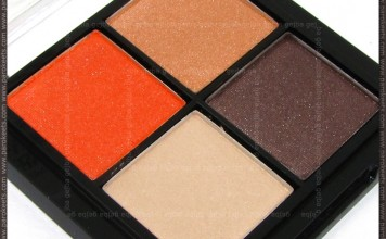 Manhattan Freaky Friday: Hot As Fire eyeshadow palette packaging