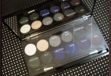 Sleek i-Divine Bad Girl make up palette