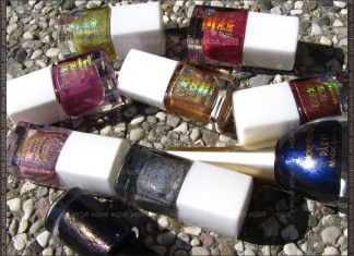 Ukraine nail polish haul no2