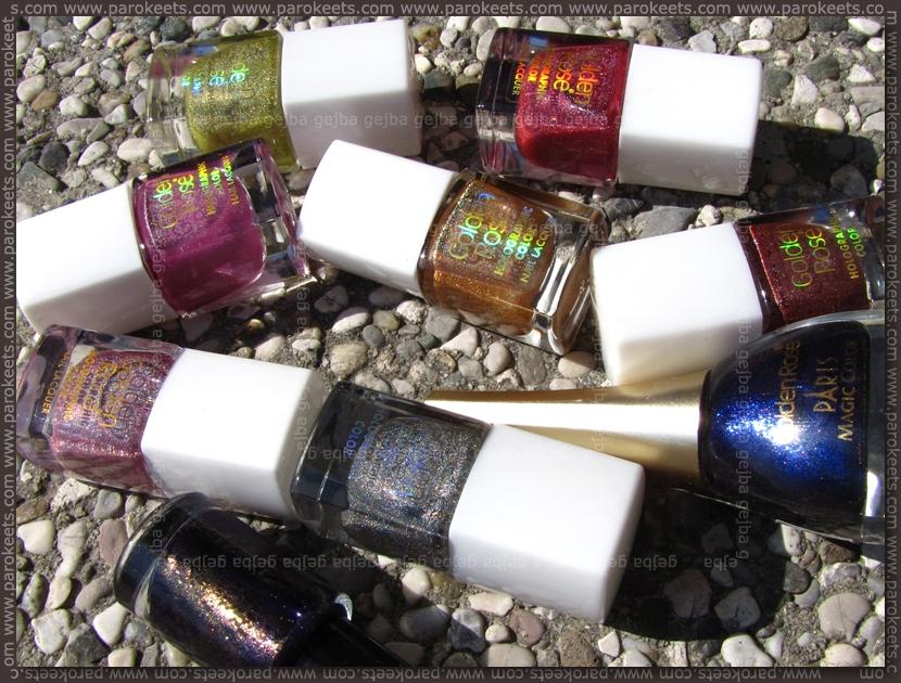 Ukraine nail polish haul no2