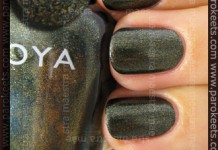 Swatch: Zoya - Edyta (Wicked collection)
