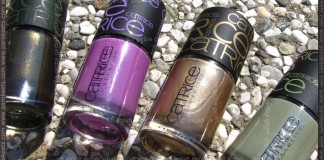 Catrice Papagena nail polishes by Parokeets