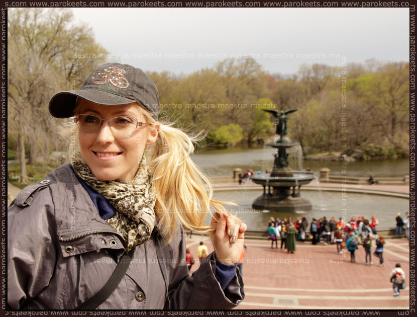 Maestra in New York City - USA 2011