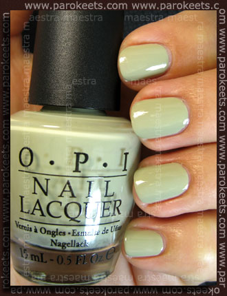 Opi Stranger Tides Dupe Review and swat...