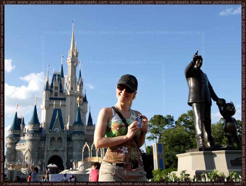 Adventures of a Beauty UK Earth Child palette: Disney World, Florida