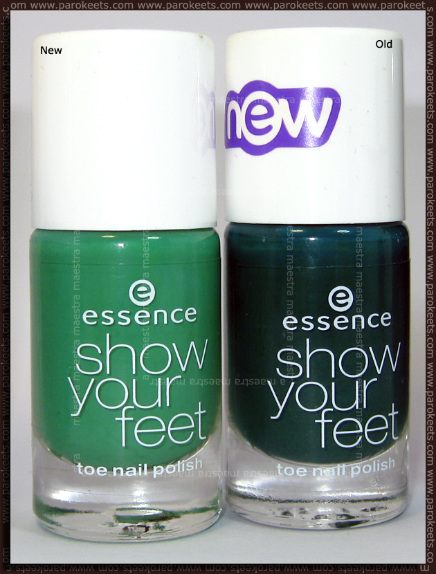 Swatch: Essence Show Your Feet - In The Jungle