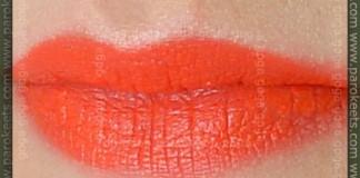 FOTD_by_Goga_MAC_Lipstick_Neon_Orange