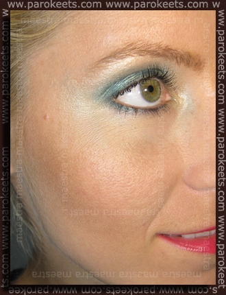 Manhattan Luxopolis LE - make up by Maestra