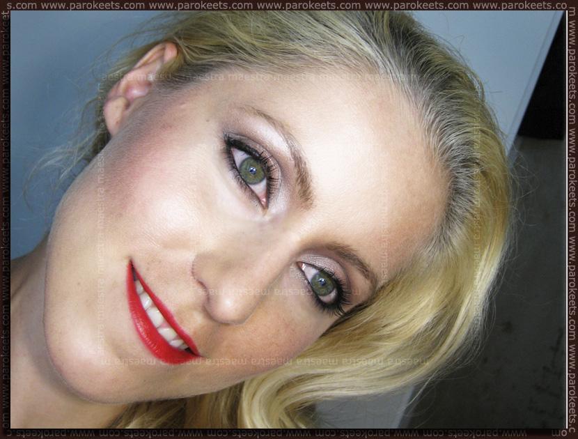 Make up with Beauty UK: Vampire lipstick