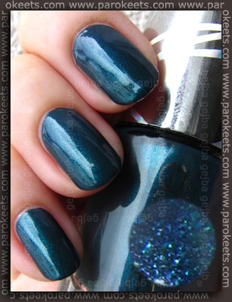 Catrice Out Of Space LE - Houston's Favorite swatch by Parokeets