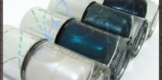 Catrice Out Of Space LE nail polishes by Parokeets