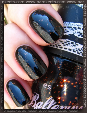 Essence Ballerina Backstage LE - Grand-plie In Black swatch