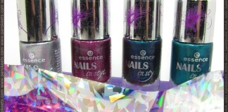 Essence Nails In Style TE review by Parokeets