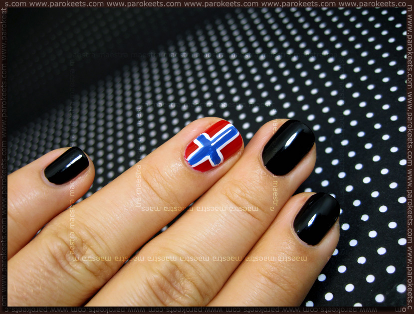 For Norway by Maestra