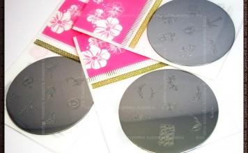 Konad image plates