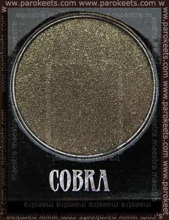 Urban Decay - The Black Palette: Cobra