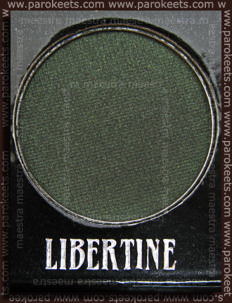 Urban Decay - The Black Palette: Libertine