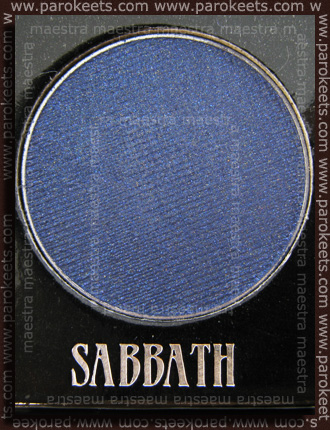 Urban Decay - The Black Palette: Sabbath