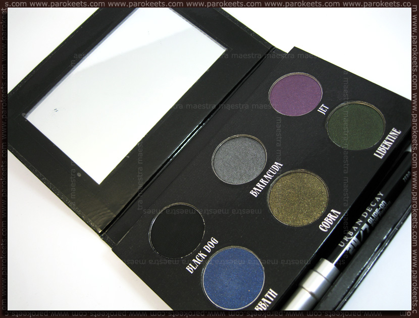 Urban Decay - The Black Palette