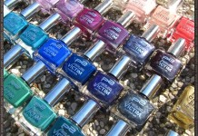 p2 nail polish stash by Parokeets