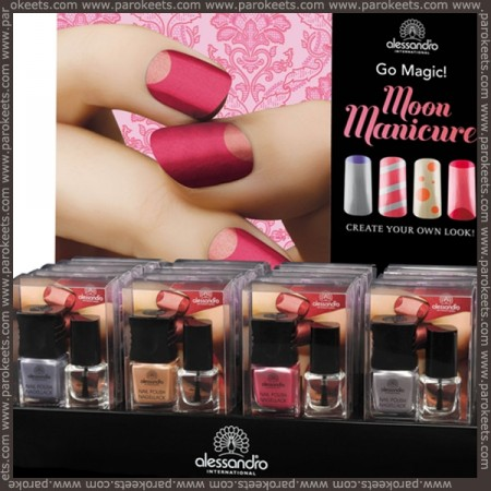 Preview: Alessandro Moon Manicure
