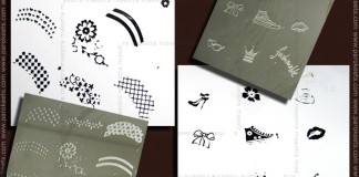 Essence - Stampy Set image plates