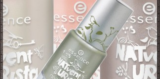 Preview: Essence Natventurista nail polishes by Parokeets