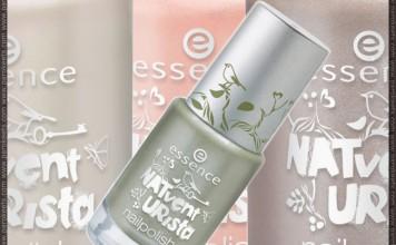 Preview: Essence Natventurista nail polishes by Parokeets