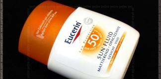 Eucerin Sun Fluid Mattierend 50+ by Parokeets