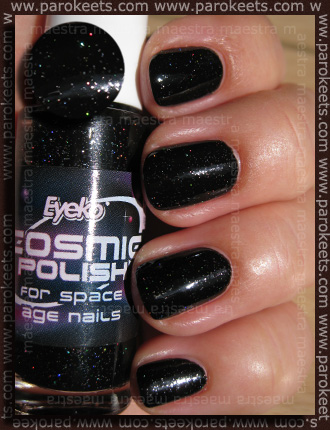 Swatch: Eyeko - Sapce Polish for Space Age Nails