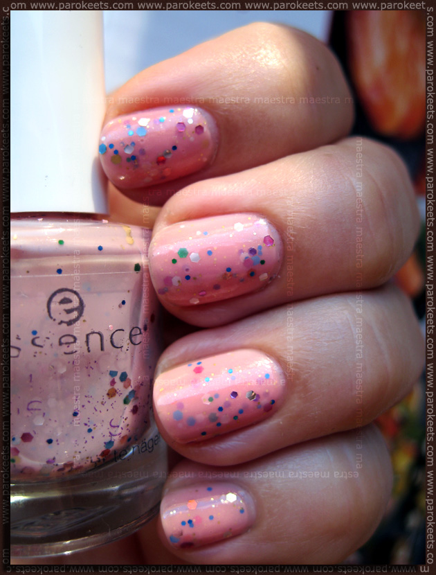 Frankenpolish: Franky In The Candy Shop by Maestra