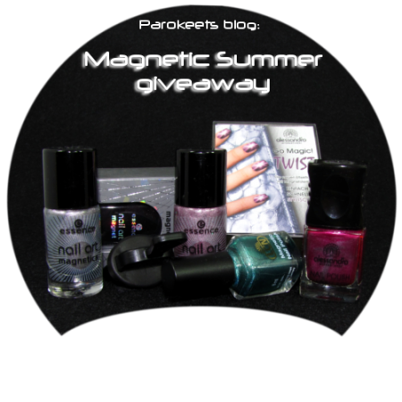 Parokeets Blog Magnetic Summer giveaway