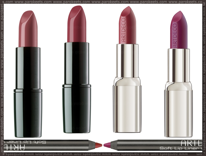 Preview: Artdeco Wild At Heart LE lips