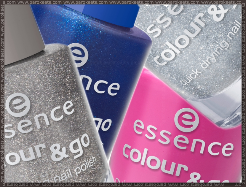 Preview: Essence I Love TE nail polishes