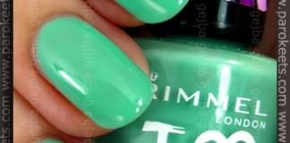 Rimmel I Love - Misty Jade