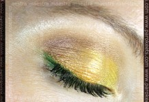 Make-up: Summer look by Maestra