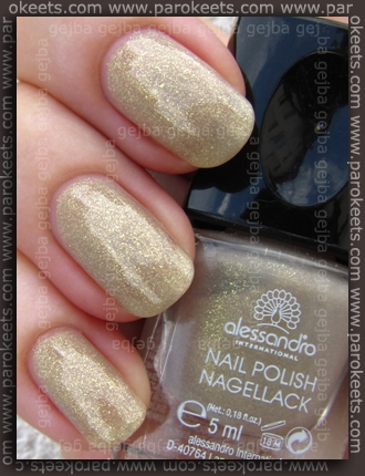 Alessandro Born To Be Wild LE - Wild Angel swatch (shade)