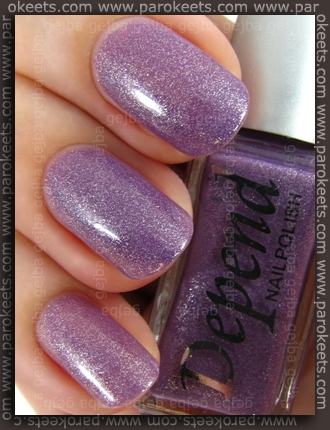 Depend: 243 swatch by Parokeets