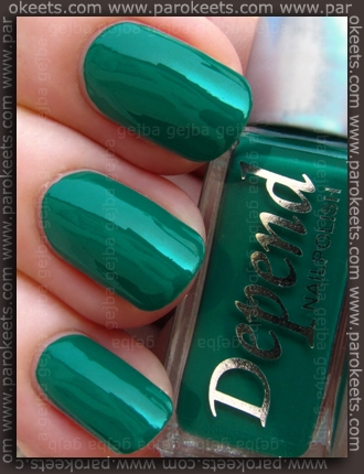 Depend: 249 swatch by Parokeets
