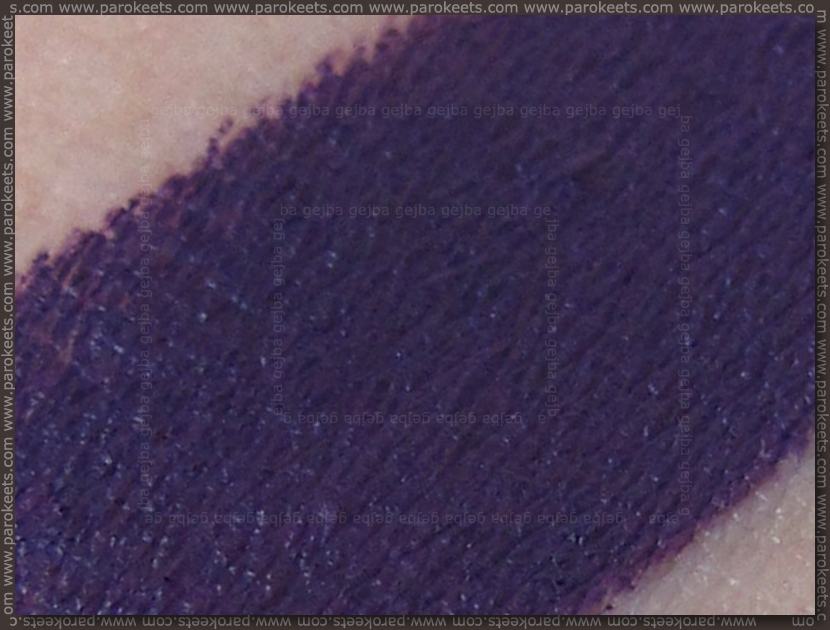 Illamasqua Theatre of the Nameless - Kontrol (lipstick) swatch