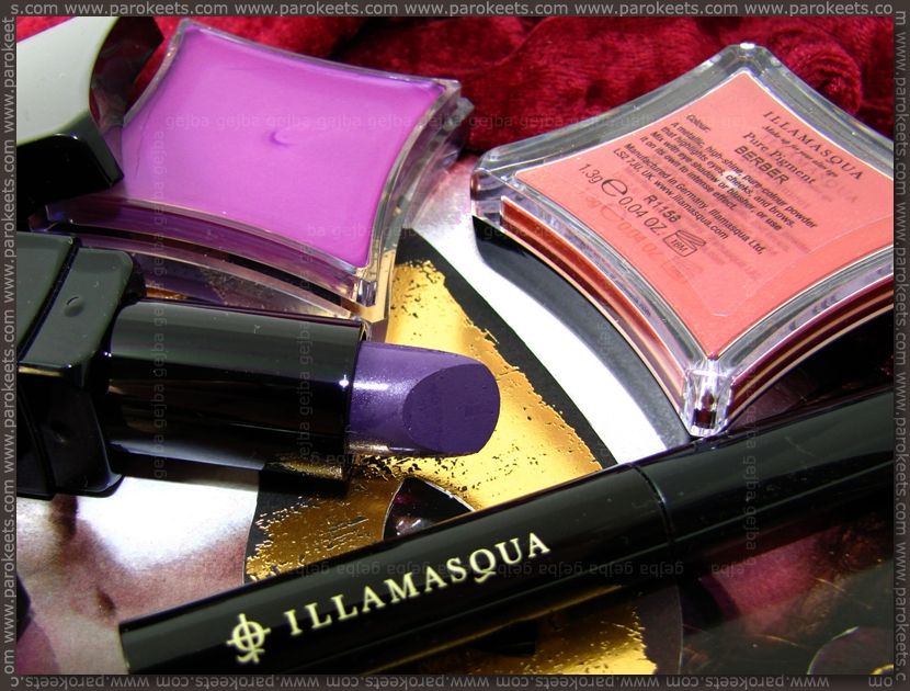 Illamasqua Theatre of the Nameless by Parokeets