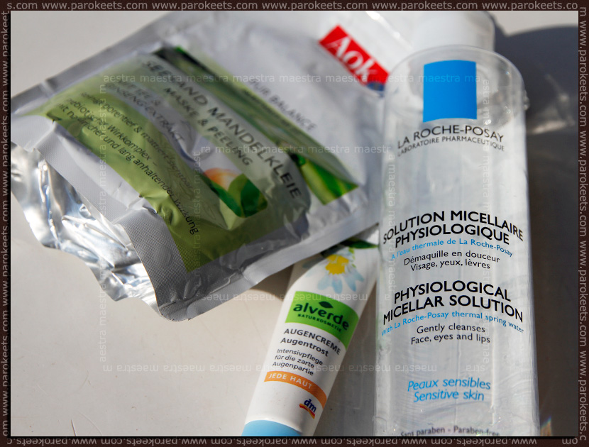 Mix of the day - 2011 09 30: Facial Care Products
