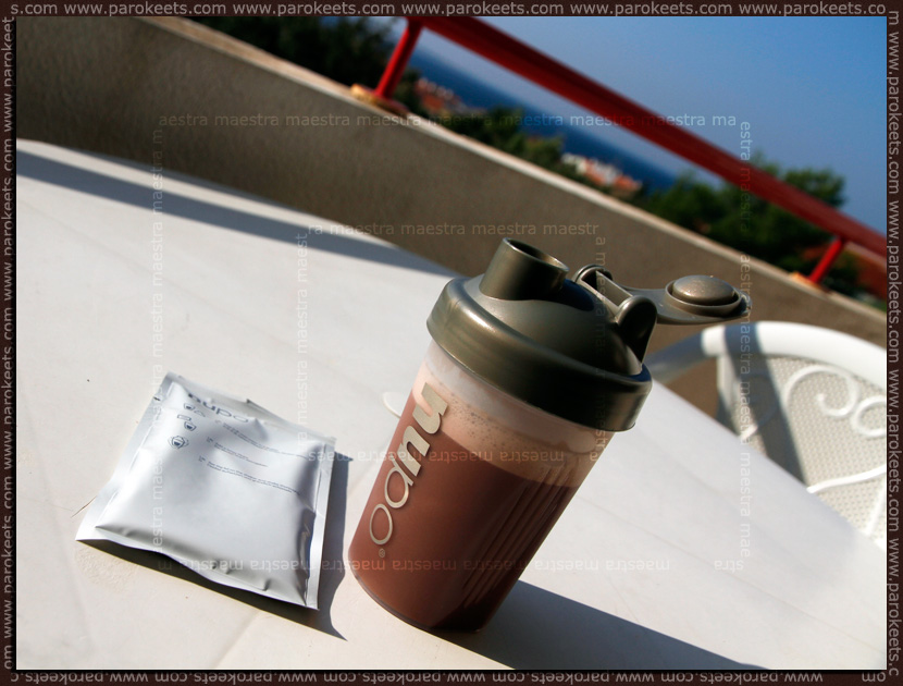 Mix of the day - 2011 09 30: Nupo Cocoa Shake